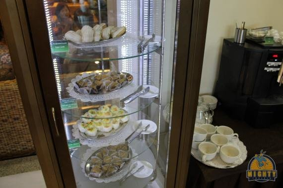 Airport Business Lounge (Priority Pass) Domodedovo Airport Review