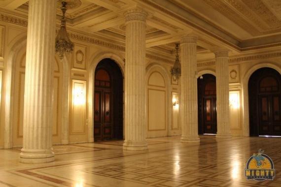 The Palace of the Parliament (Palatul Poporului), Bucharest Review