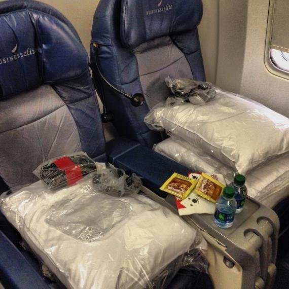 Review: Delta Airlines San Francisco to Lima in Economy (!)