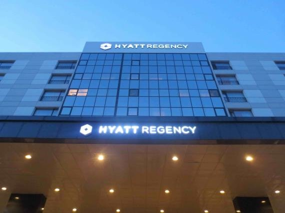 Hotel Review Hyatt Regency Bishkek, Kyrgyzystan