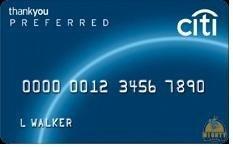 Review – the Citi ThankYou Premier Card