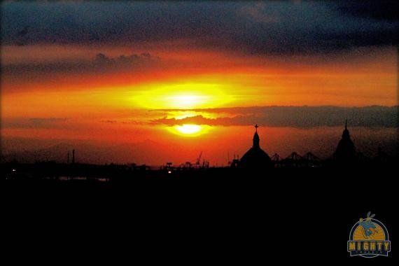 Photo Review Intramuros, Manila, Philippines – and the best place for a Manila sunset