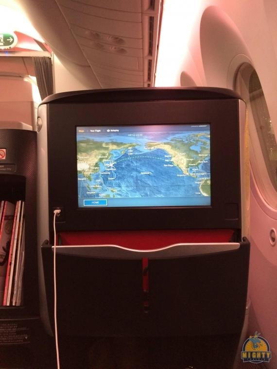 Photo Review – JAL Business Class on the 787 Tokyo (NRT) to San Francisco (SFO)