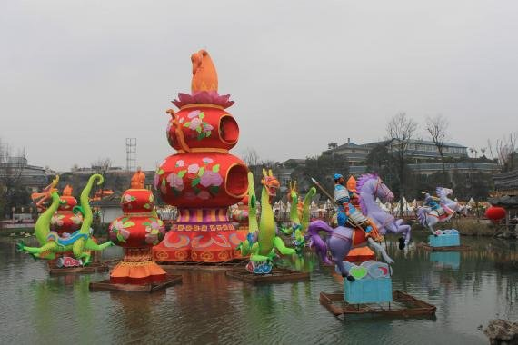 Review: Jinli Street Chengdu, China