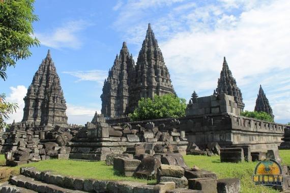 Photo Review Prambanan Temple Yogyakarta