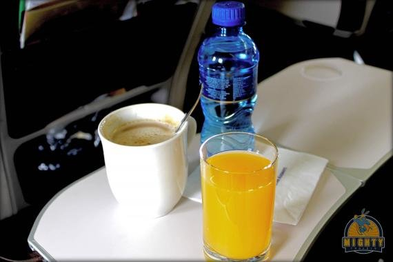 South African Airways Regional Business Class Review Nairobi (NBO) to Johannesburg (JNB) A320