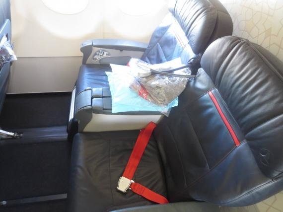 Turkish Airlines Istanbul, Turkey (IST) to Berlin, Germany (TXL) Business Class Review