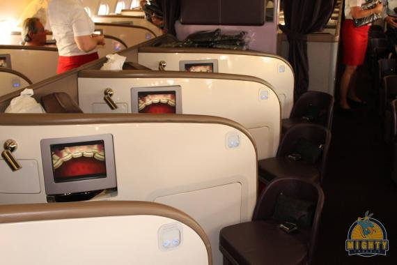 Review: Virgin Atlantic Upper Class (Business Class) Vancouver to London – VS96