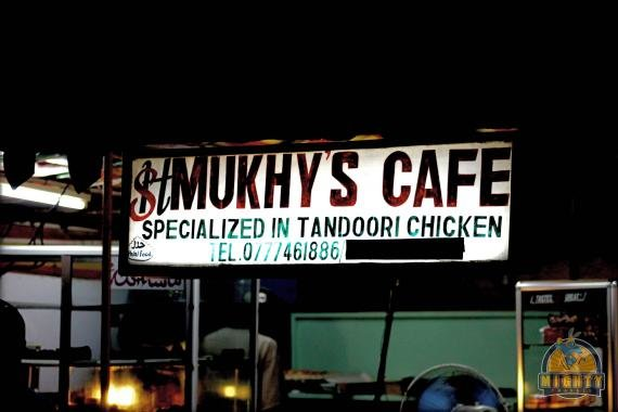Wonderful tandoori in Zanzibar – enter Mukhy's roadside restaurant
