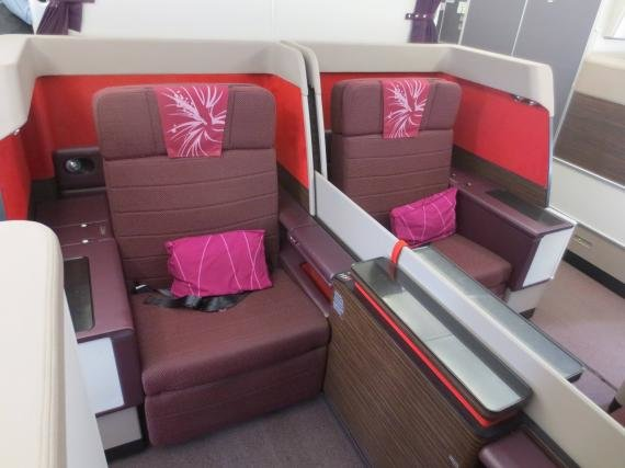 Malaysia Airlines First Class A380 – Some quick impressions