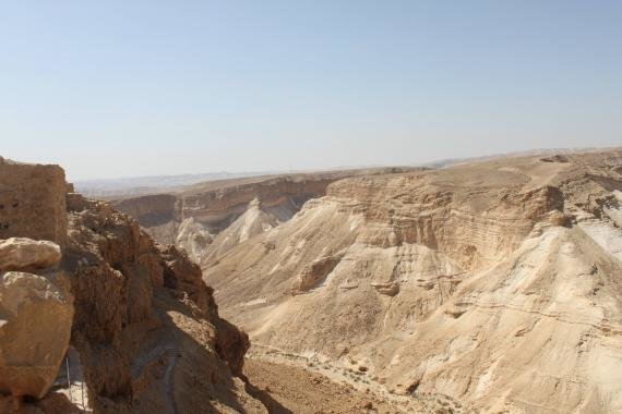 What to do at Masada and the Dead Sea (Israel)