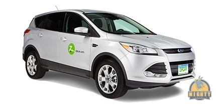 Earn 1,500 MileagePlus miles when joining Zipcar