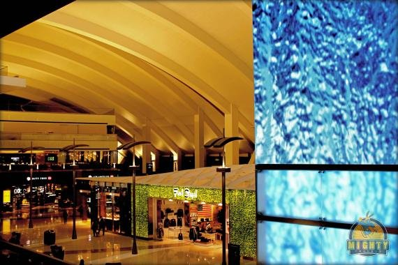 Oneworld Lounge (Tom Bradley International Terminal, TBIT) Los Angeles Airport Review