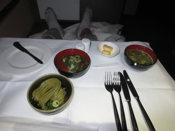 Lufthansa First Class on A380 Frankfurt, Germany to Tokyo, Japan Review