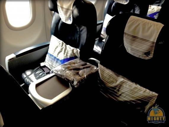 Air Astana Review (Economy Class)