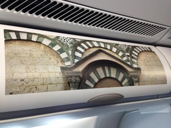 Flight Review Alitalia Business Class Boston (BOS) to Rome (FCO)