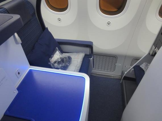 Review: ANA 787 (Dreamliner) Tokyo (NRT) to San Jose, CA Business Class