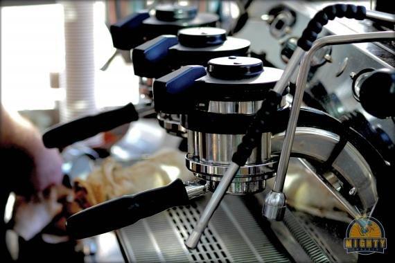 SF's best coffee – Blue Bottle Coffee roasters Review