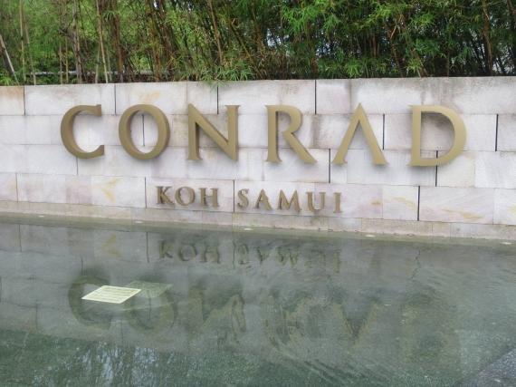conrad welcome