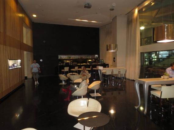 Crowne Plaza Tel Aviv City Center Review
