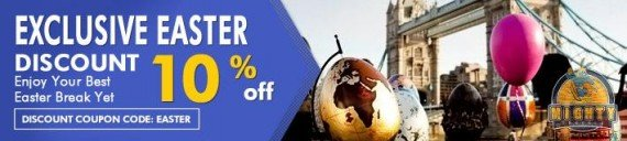 10% discount for all hotel bookings on hoteltravel.com