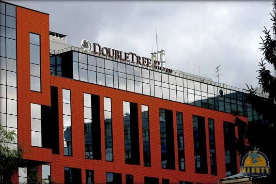 DoubleTree by Hilton Novosibirsk Review