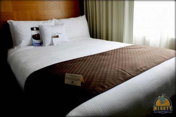 DoubleTree by Hilton Mexico City Airport Area Review