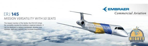 Embraer RJ145 – The Flight Test