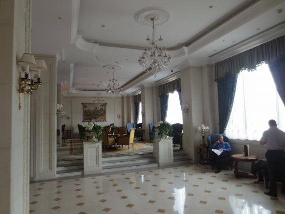 Review: Fairmont Grand Hotel Kiev (Kyiv) Hotel Review