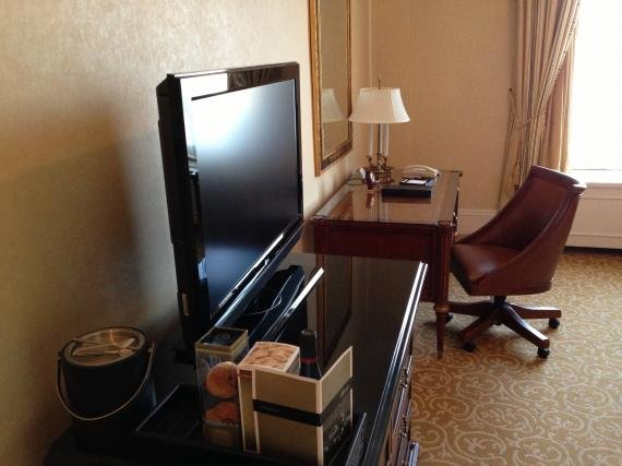 Fairmont San Francisco Hotel Review