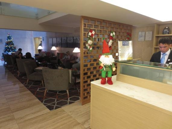 Review: Four Points by Sheraton Lima, Peru Hotel