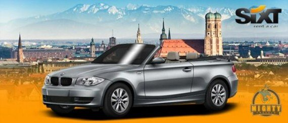 Triple topbonus miles for car rentals with Sixt