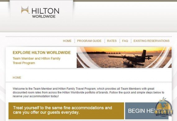 Hilton Employee Discount can save you up to 83% (or even more)