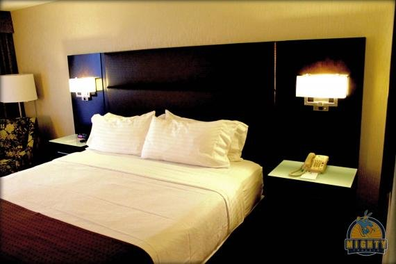 Holiday Inn Vancouver-Centre (Broadway) Review