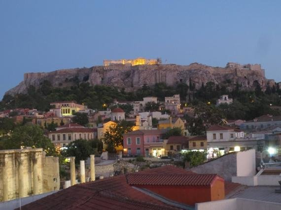 Review: Intercontinental Athens Athenium Hotel