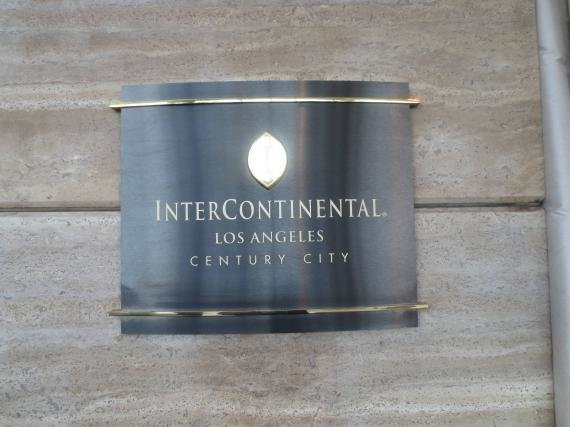 Intercontinental Century City, Los Angeles, CA Review