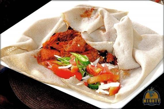 Even more incredible Ethiopian cuisine – enter Kategna Restaurant in Addis Ababa, Ethiopia