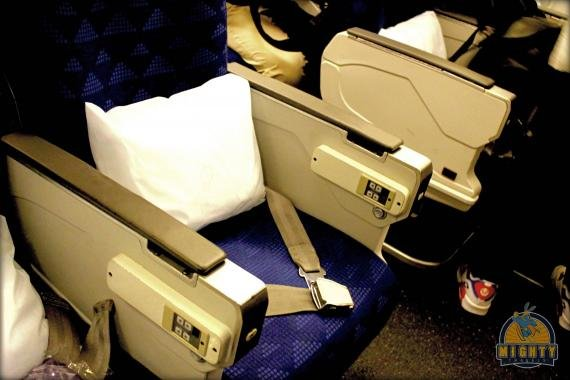 Korean Air Review Economy Class – was this the most scary flight ever?