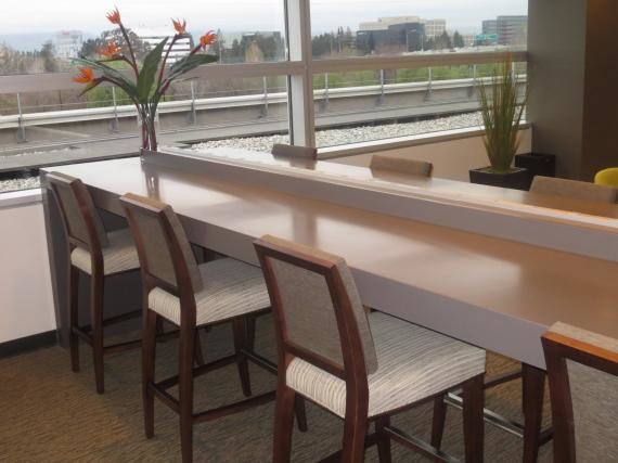 The new Lounge Club at San Jose Airport (SJC) Review