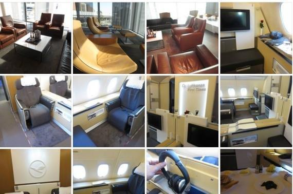 Review: A380 Lufthansa First Class Frankfurt – Shanghai