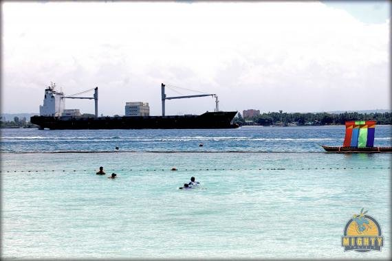 Paradise Island, Samal – a cool escape from busy Davao, Philippines