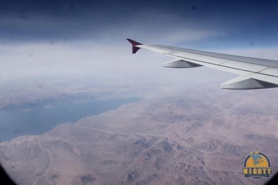 Qatar Airlines Economy Class Review Beirut, Lebanon to Doha, Qatar