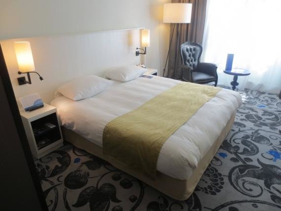 Radisson Blu Amsterdam Hotel Review