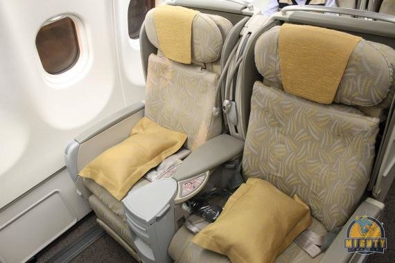 Review: Asiana Airlines Airbus A330 Business Class – Jakarta, Indonesia to Seoul, South Korea OZ762