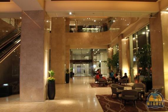 Review Sheraton Miyako Hotel Osaka, Japan