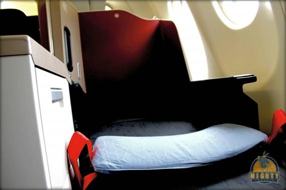 Turkish Airlines Business Class Review – Seoul (ICN) to Istanbul (IST)
