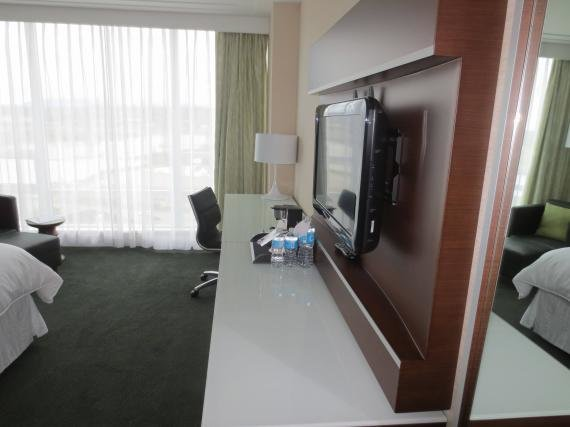 Westin Hotel Wall Center Vancouver Airport Review