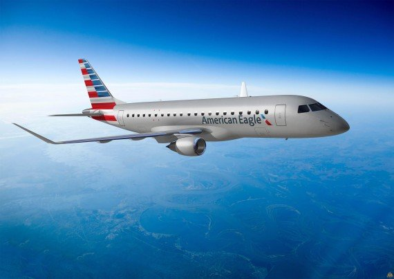 Earn 1,000 bonus miles for flights from LaGuardia airport with American Eagle