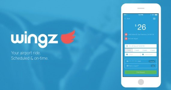 Get $10 off with wingz.me bonus code BAYAREA for your next ride