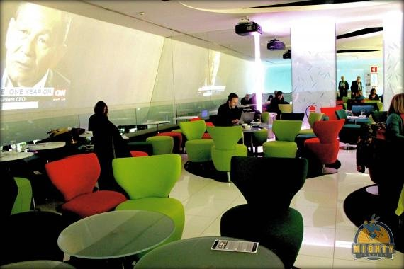 TAP Premium Lounge at Lisbon Airport Review